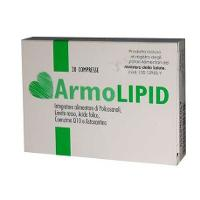ArmoLipid Integratore 20 compresse