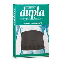 DUPLA SUPPORT CORSETTO LOMB 2