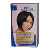 EUPHIDRA Excol 1 Nero 147 ml