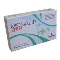 MONALIP PLUS 30CPS 500MG