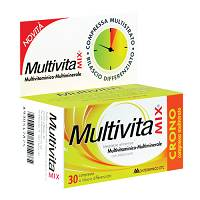 MULTIVITAMIX CRONO 30cpr