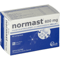 NORMAST 600MG 60CPR
