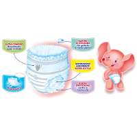 PAMPERS PROG MUT QUAD J 68PZ