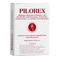 PILOREX Integratore  24 Compresse