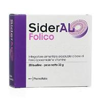 SIDERAL FOLICO 30MG 20BUST