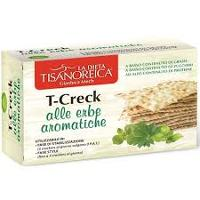 T-CRECK CRACKERS ERBE AROM100G