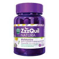 VICKS ZZZQUIL NATURA 30PAST