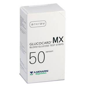 GLUCOCARD MX BLOOD GLUCOSE50PZ
